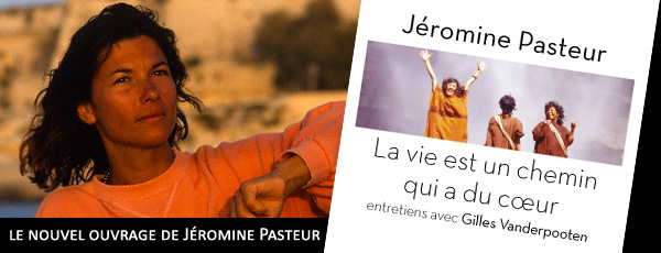 le nouveau livre de Jromine Pasteur