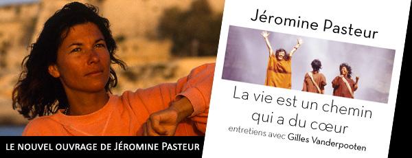 le nouveau livre de Jéromine Pasteur